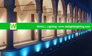 Application LED Project Light WAHLL Lighting