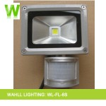 LED Flood Light sensor WAHLL Lighting