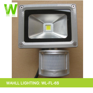 LED Flood Light sensor WAHLL Lighting