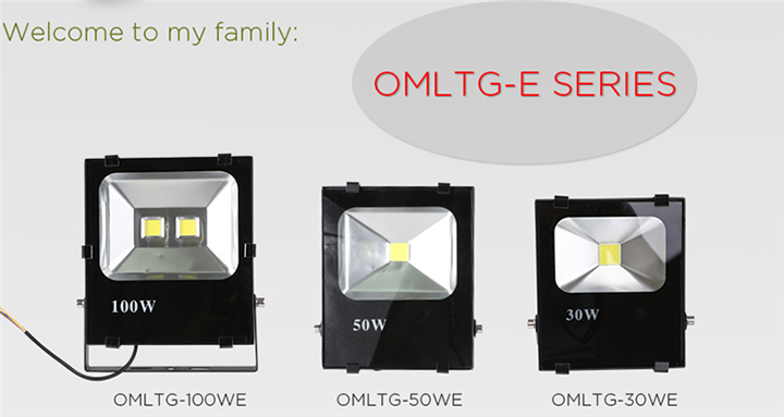 LED Floodlight Wattage