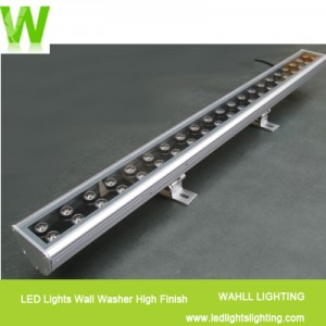 LED Lights Wall Washer High Finish