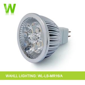 LED MR16 WAHLL lighting