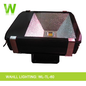 LED Tunnel Light Low Power Wide Angle