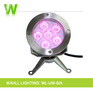 LED Under Water Light WAHLL Lighting