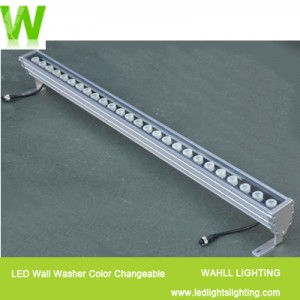 LED Wall Washer Color Changeable