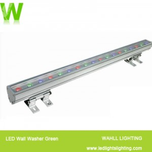 LED Wall Washer Green