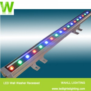 LED Wall Washer Recessed
