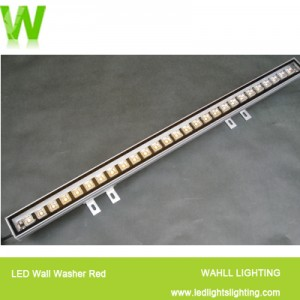 LED Wall Washer Red