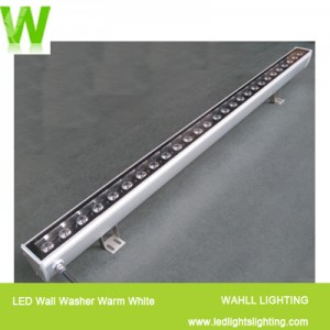 LED Wall Washer Warm White
