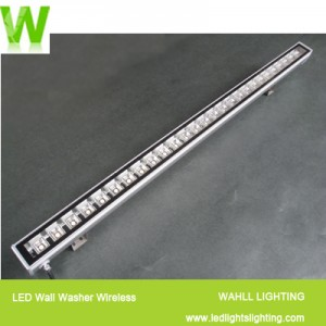 LED Wall Washer Wireless