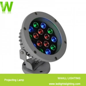 Projecting Lamp