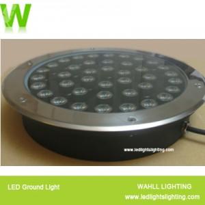 ground light round