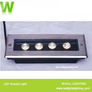 inground lights
