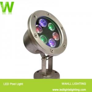 led light for pool