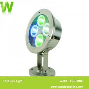 pool light low voltage