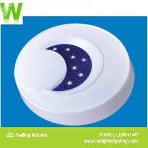 Ceiling Light Blue Moon