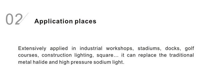LED High Bay Light P Series Details 2