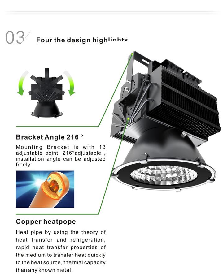 LED High Bay Light P Series Details 3