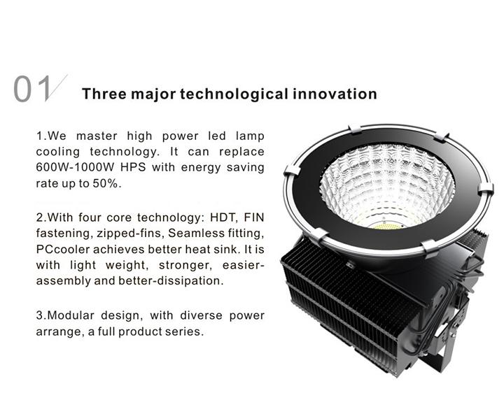 LED High Bay Light P Series Details1