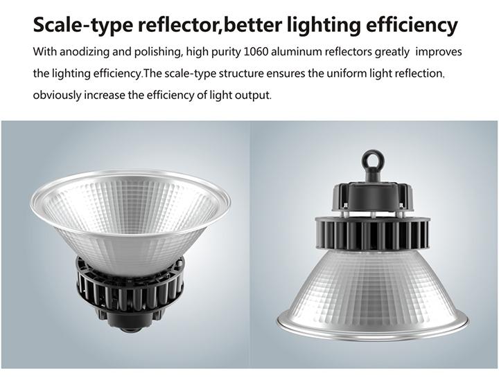 LED High bay Light G Details 2