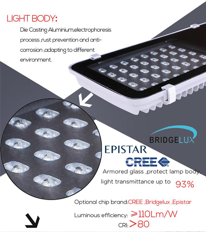 LED Street Light G LED Chip