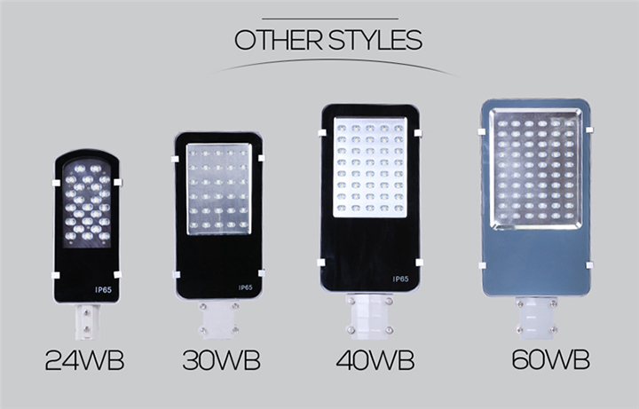 LED Street Light G Wattage