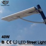 Solar LED Street Light 40w2